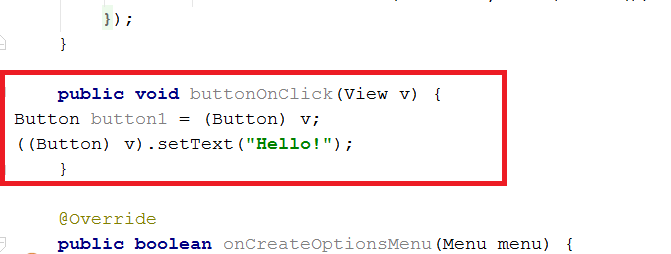 Coding 1 for Layout